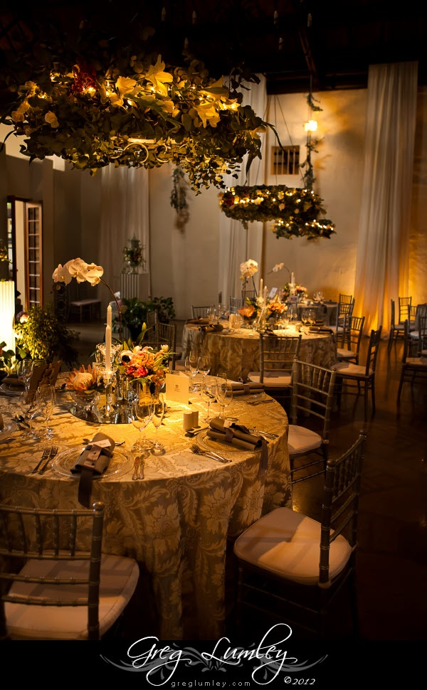 winter wonderland wedding south africa%0A Beautiful reception lighting example Nooitgedacht wine farm western cape South  Africa SHURINE    I