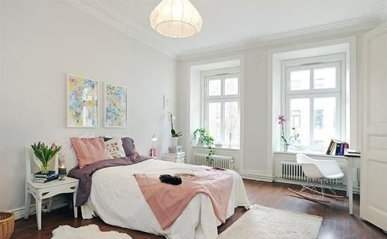 Time for Fashion » Deco Inspiration: White Bedrooms