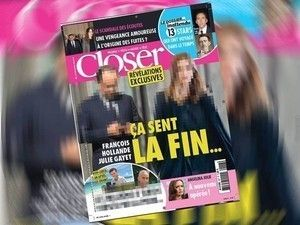 J'ai lu l'article Julie Gayet et François Hollande : ça sent la fin ! sur http://www.closermag.fr/people/politique/julie-gayet-et-francois-hollande-ca-sent-la-fin-289935