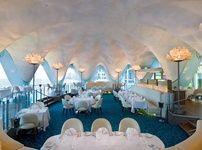 Una cena romántica en La Perla Restaurant, La Concha Resort, Condado.