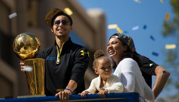 Riley Curry Dances to Silento's 'Whip' And 'Nae Nae' on 3rd Birthday