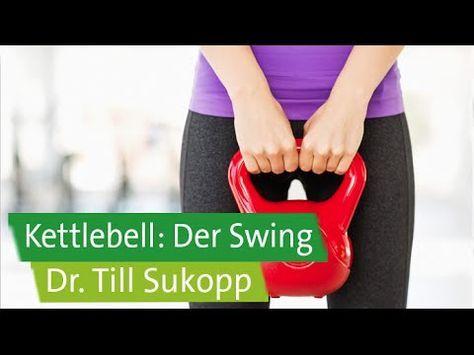 Kugelhantel Training bzw. Kettlebell Training für Anfänger