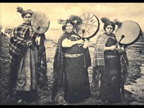 Chile Mapuche