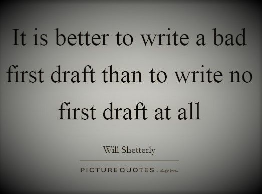 Stop Procrastinating and Get that Story Finished - Essential rules to finish that first draft