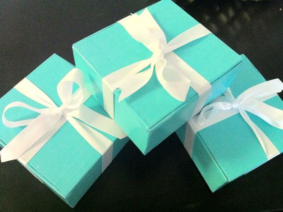 Will You Be My Bridesmaid Ring Pop Box by BlissfulBrideShoppe, $12.00||HA you think it's Tiffany but it a candy :P
