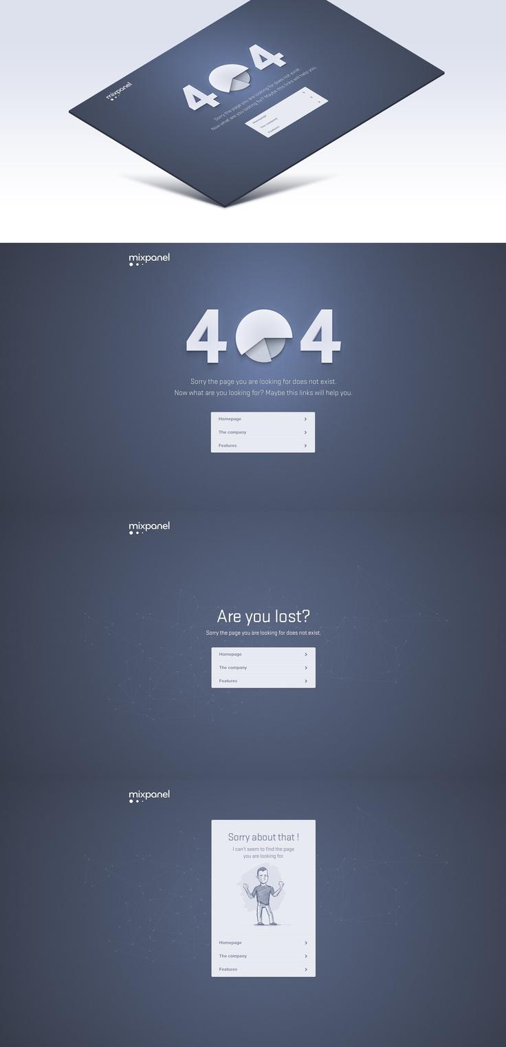 Dribbble - iterations.jpg by Julien Renvoye  -------------  Wil je minder 404's? of gewoon een betere website? Neem dan eens vrijblijvend contact op met Budeco http://budeco.nl/contact