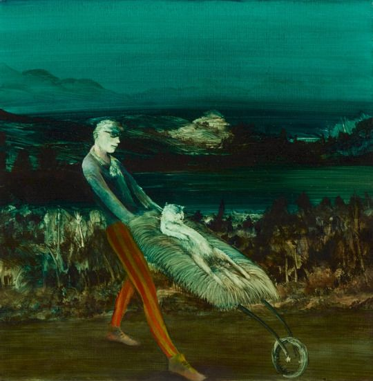 'The Artist and his Muse', 2014 - John Walsh (b. 1954)