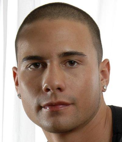 bald hair PNG 400×463 Pelón y Rapado