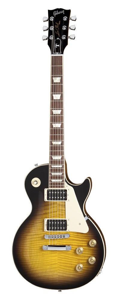 Gibson Les Paul Signature 'T' - Vintage Sunburst