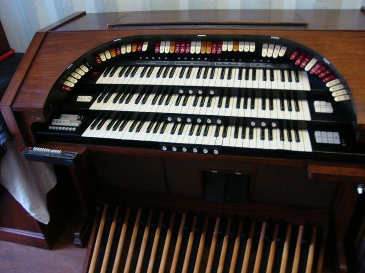 Conn Theater Organ | Music For The Soul #2 | Organ music ...