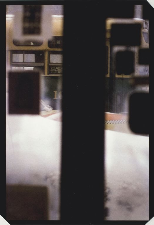 Saul Leiter, Snow Window