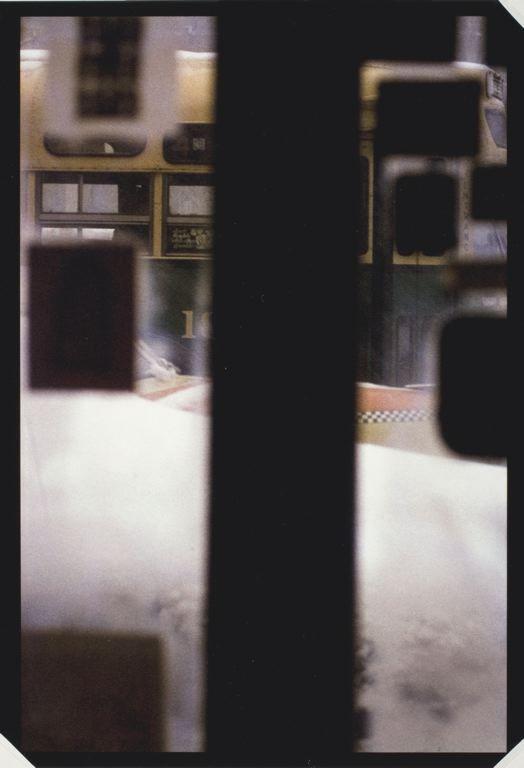 Saul Leiter, Snow Window