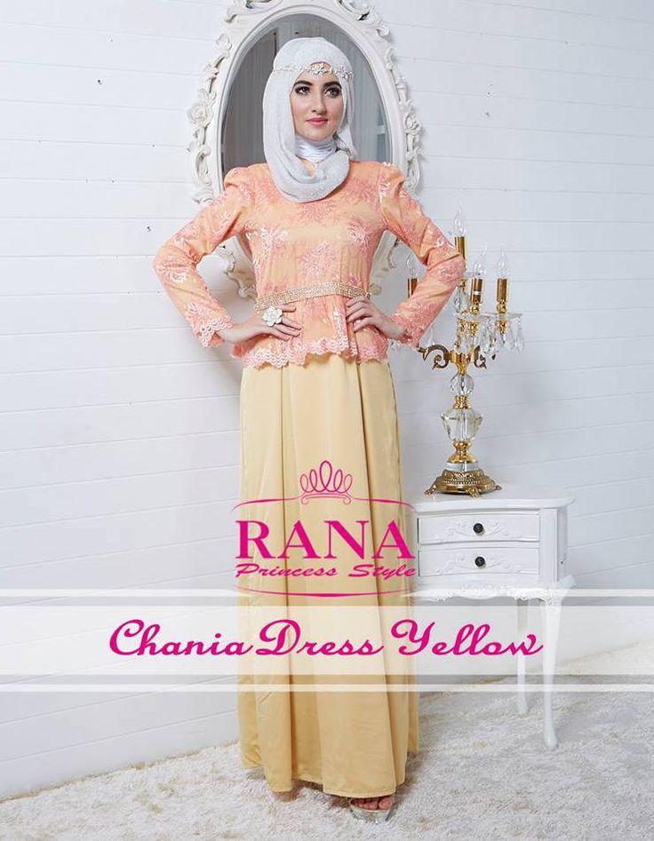 Chania Dress Gamis Trendy Yellow adalah model gamis terbaru yang simple namun elegan http://gamismodern.org/chania-dress-gamis-trendy-yellow.html