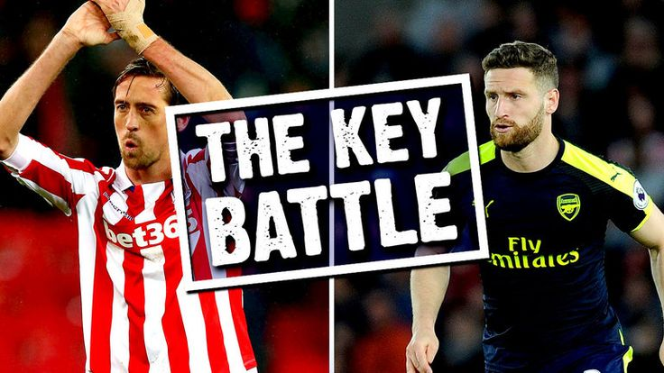 Arsenal travel to Stoke in Saturday's evening fixture with their Champions League hopes revitalised by two wins in four days in the Premier League.  ►www.ae6688.com◄