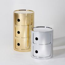 GOLD VERSION COMPONIBILI KARTELL select MUST HAVE 2014 Arredativo.it