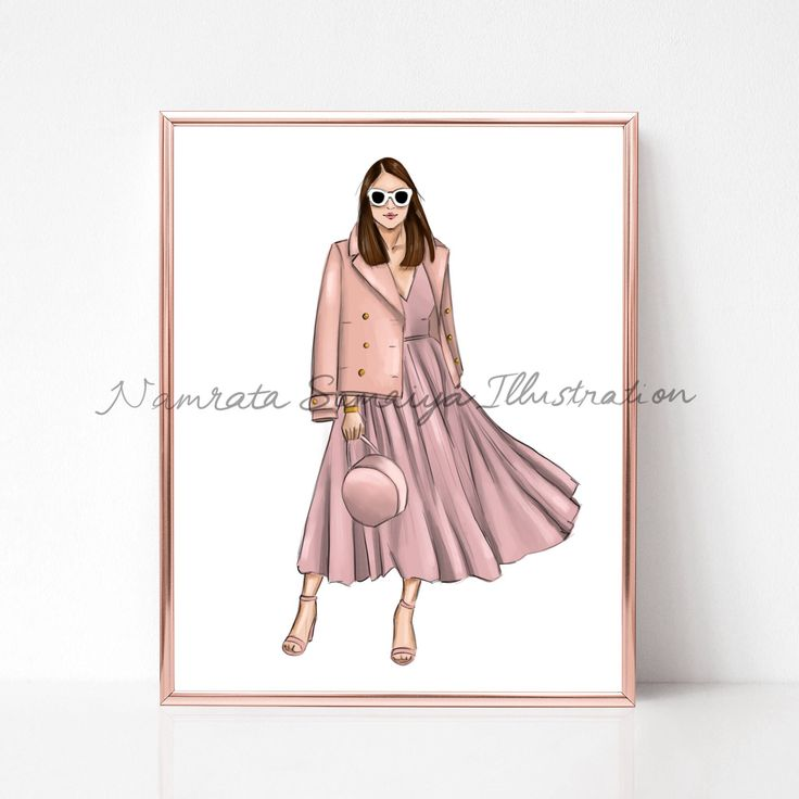 Excited to share the latest addition to my #etsy shop: Lose Yourself Valentines Fashion Art Print Illustration Stylish Girl Love , Romantic I Love You ,  Romance , Valentines Gift, #art #drawing #collectibles #prints #artprint #illustration #fashionillustration #fashiongirl #digitalart