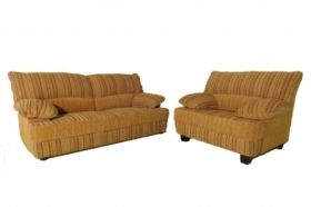 Andy Loveseat and Chair