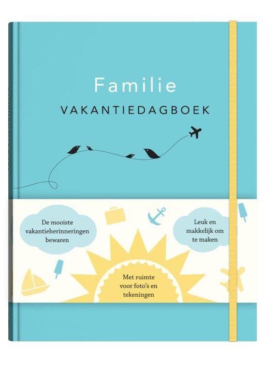 Familie Vakantiedagboek Hobby Huis Natuur Bestsellers By