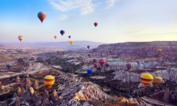 Turkey Packages 9 Days Tour