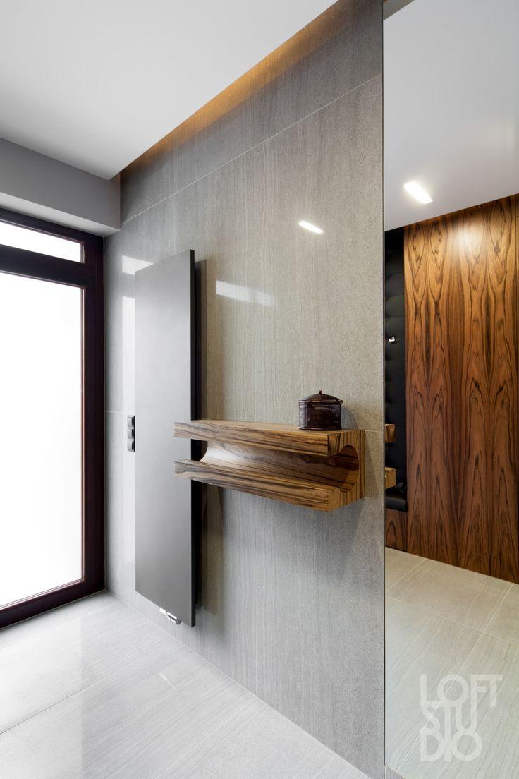 Vasco heater in house design by LOFTSTUDIO/ grzejnik z Vasco w projekcie LOFTSTUDIO Pragniesz podobnego wnętrza to zgłoś się do nas www.loftstudio.pl