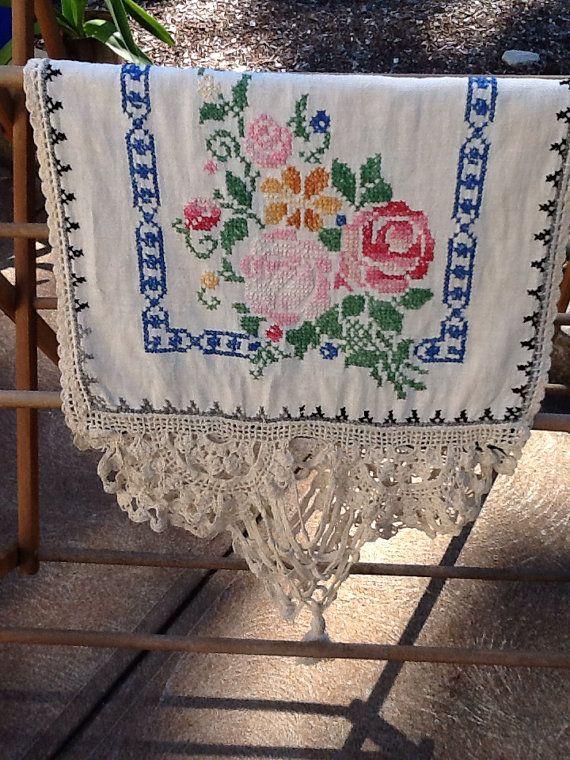 131 Best Images About Crochet Table Runner On Pinterest