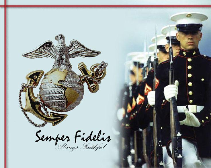 Happy Birthday Marine Corp! Semper Fi!