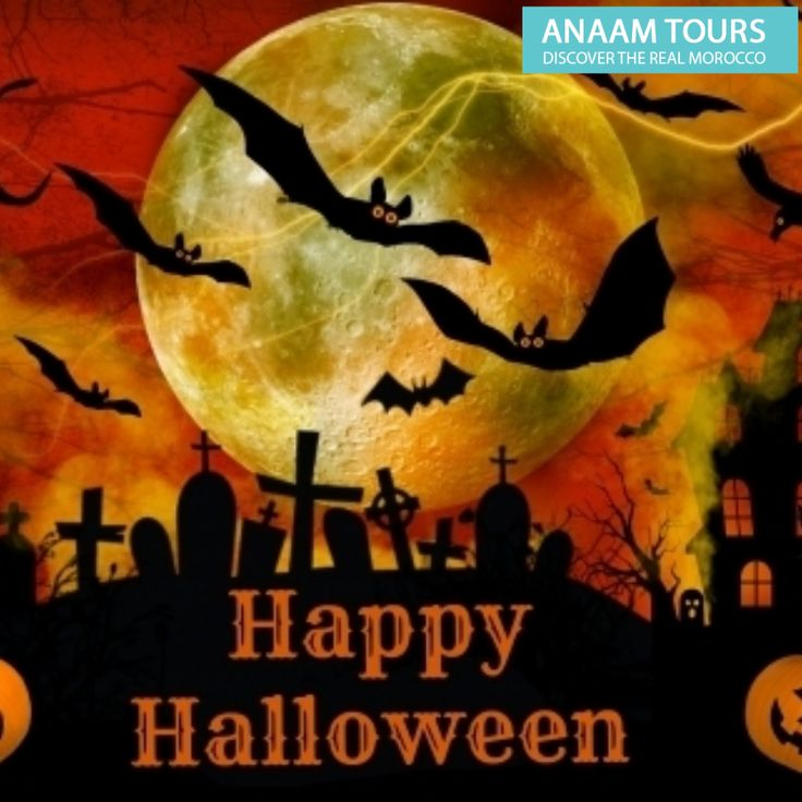 AnnamTours is Wishing a HAPPY HALLOWEEN TO ALL !!!