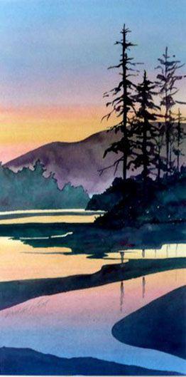 """Marsh Glow"" by Madeline Wikler."