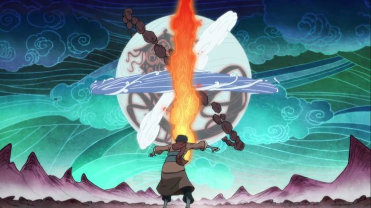 Naruto vs Korra, Aang and Wan - Take Five Forums  Naruto vs Korra...