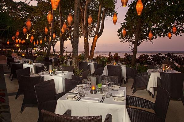 Arwana Restaurant Beachfront Restaurant at The Laguna, a Luxury Collection Resort & Spa, Nusa Dua, Bali