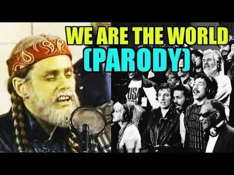 We Are The World (Parody) - Jim Carrey (In Living Color) - Jim Carrey Im...