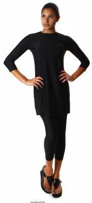 Afifa - Muslim Swimsuits and Islamic Swimwear - Modest and Fashionable http://wildshopper.com