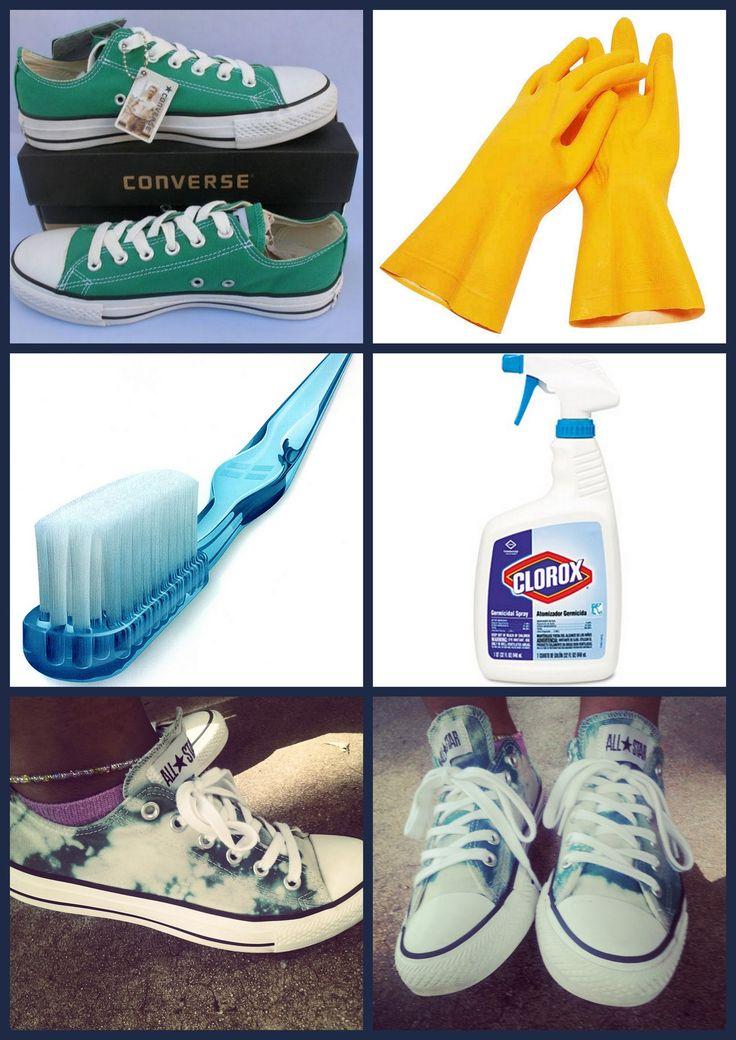 Diy Shoe Cleaner For Vans