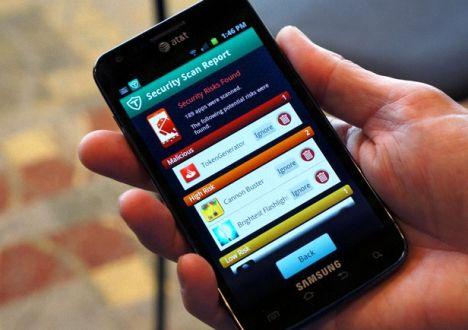 Descargar Antivirus Gratis TrustGo para Android