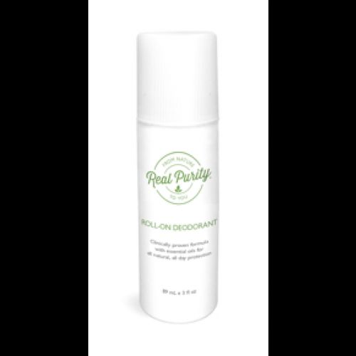 Real Purity Roll-on Deodorant - pure shop