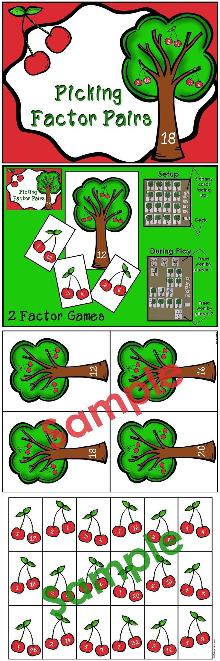What Are Factor Pairs?