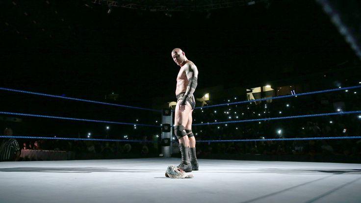 Randy Orton def. Erick Rowan