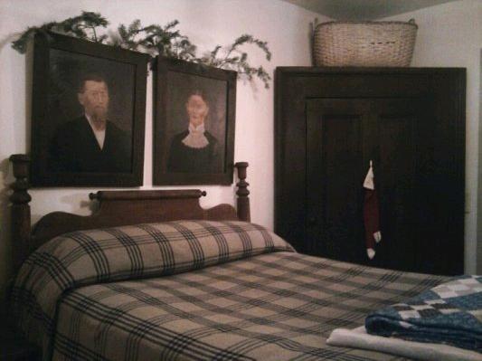 primitive bedroom. This is a nice primitive bedroom  like the corner cabinet 320 best Primitive Bedrooms images on Pinterest Colonial