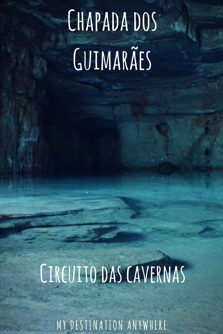 Circuito das Cavernas na Chapada dos Guimarães