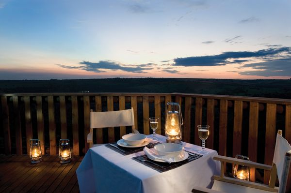 Mahikeng Lodge: game farm with luxury self-catering units