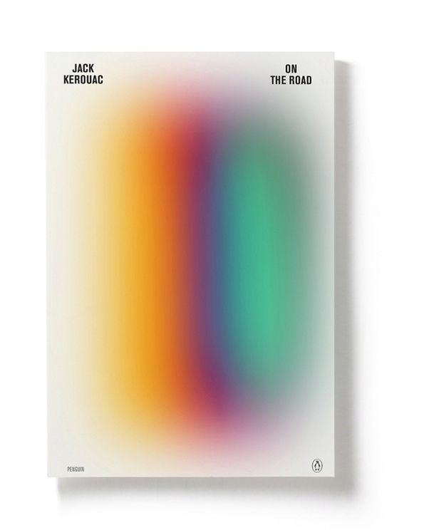 Torsten Lindsø Andersen's redesign of Jack Kerouac's back catalogue