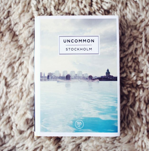 Uncommon Guide Book. Stockholm. by Sandra Beijer, via Flickr