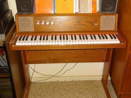 Altes Original HOHNER Pianet M, Harmonium; Klavier; in Niedersachsen - Braunschweig | Musikinstrumente und Zubehör gebraucht kaufen | eBay Kleinanzeigen