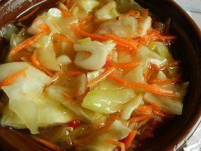 Капуста по-корейски «БОМБА» без возни, а вкус достоин ресторана!