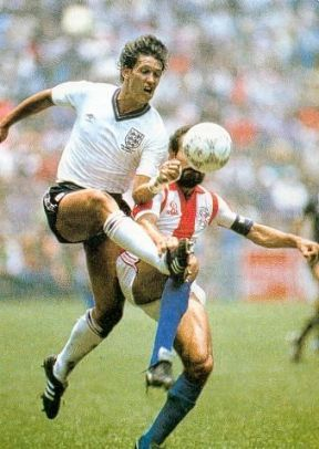 Second round,Gary Lineker scores two goals in this match,England vs Paraguay 3-0