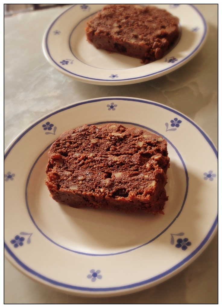 chocolate and walnut cake, recipe from Paul Hollywood's How to bake