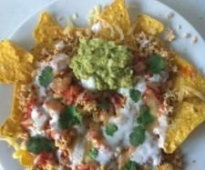 Shredded Chicken Nachos | Official Thermomix Recipe Community #Thermomix #Varoma