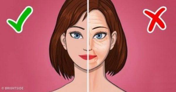 Υγεία - Πόσες φορές έχετε νιώσει πολύ κουρασμένοι για να βγάλετε το μακιγιάζ πριν πάτε για ύπνο; Θα πρέπει να σας πούμε όμως πως αυτό κάνει πολύ περισσότερο κακό α