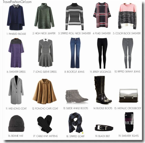 What To Pack For London: Packing List For Year Round