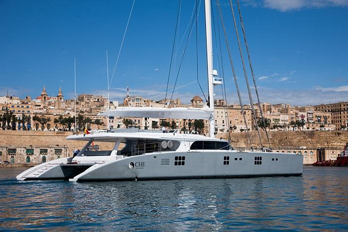 Sunreef 114 CHE in Malta